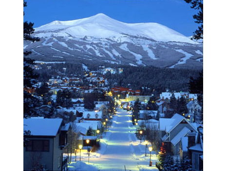 Hit the Slopes: 4-Night Stay in Breckenridge, CO