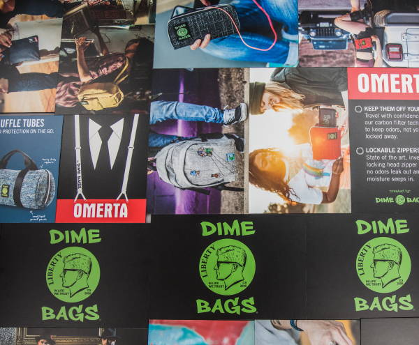 Art & Posters - Dime Bag Event Wall