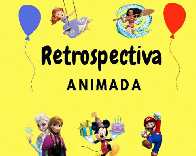 Retrospectiva Animada