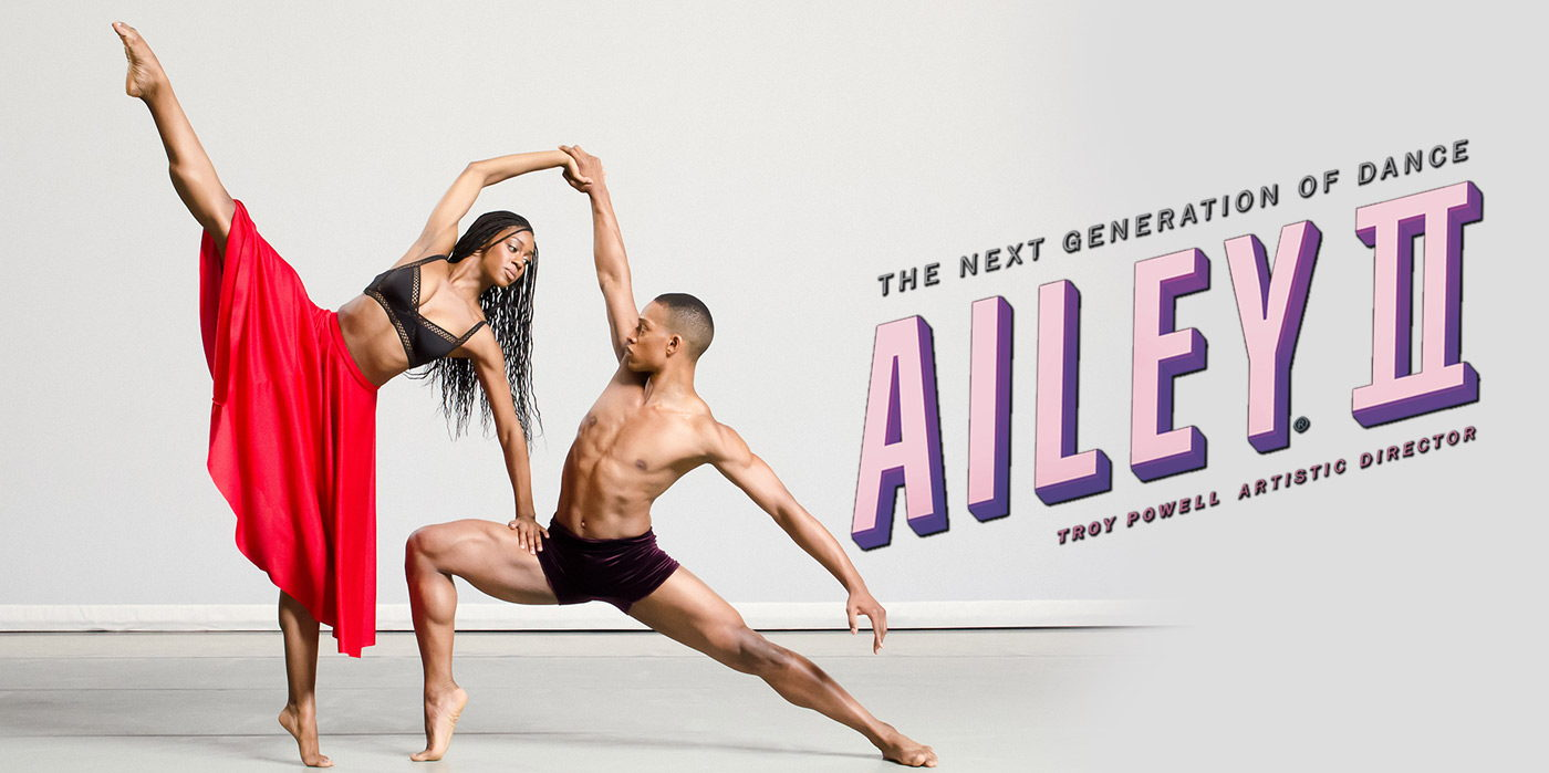 Ailey II at the Shubert Theatre