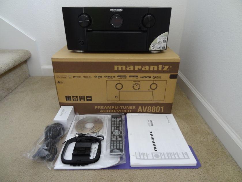 Marantz AV8801 Processor
