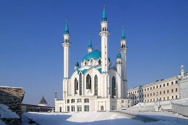 Казанский Кремль, Жемчужина Казани: мечеть Кул-Шариф