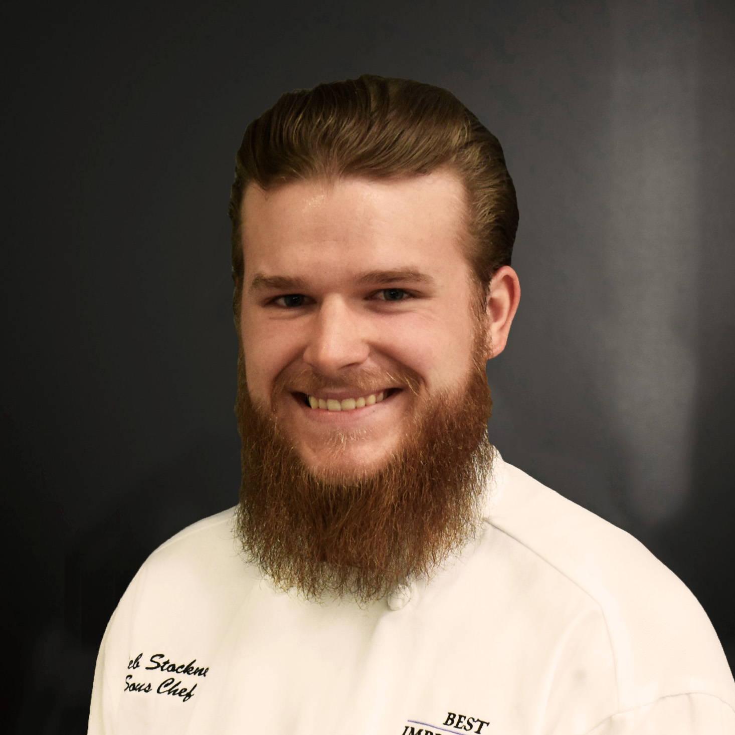 Sous Chef Caleb Stockner