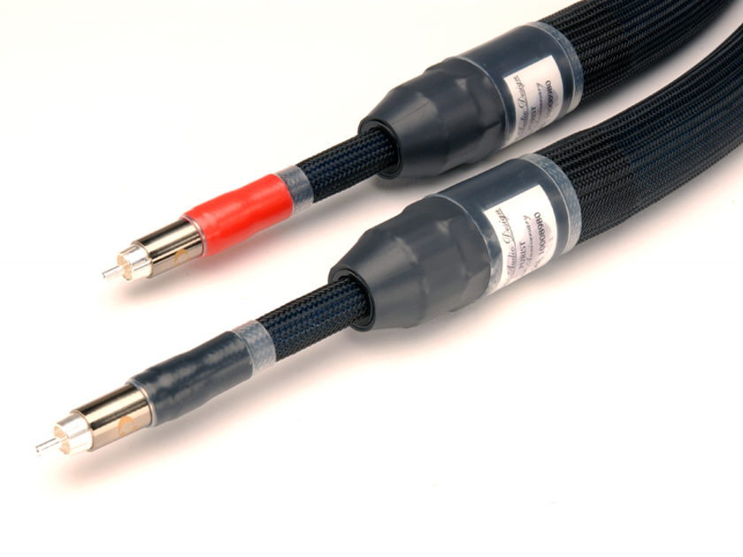 Purist Audio Design Canorus Praesto 1 Meter RCA