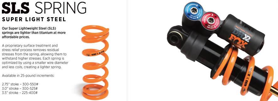 Fox Float DHX Series shock | C J Suspension