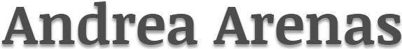Andrea Arenas Logo