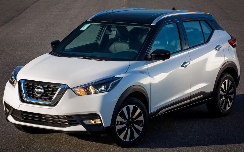 Nissan Kicks Active