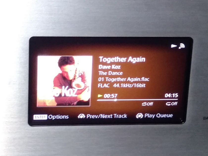 Sony HAP-Z1ES High Resolution Audio Player 1TB