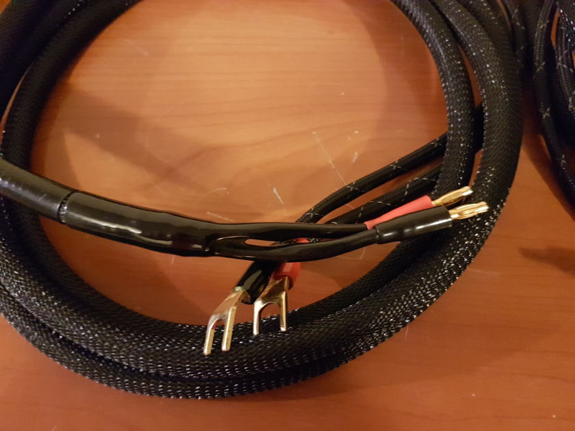 MIT Cables Matrix 12 Speaker Cables. 3 Meters (10 feet).