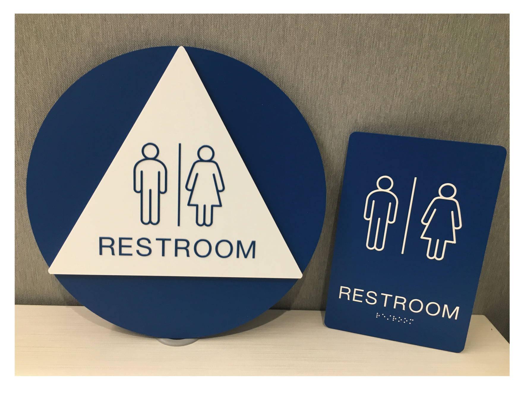 California ADA Signs, Compliant ADA Signs