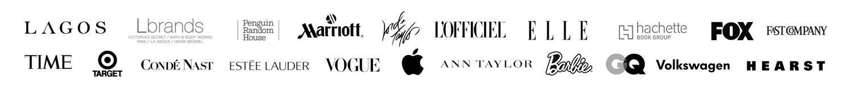 Moshik Nadav Typography clients list