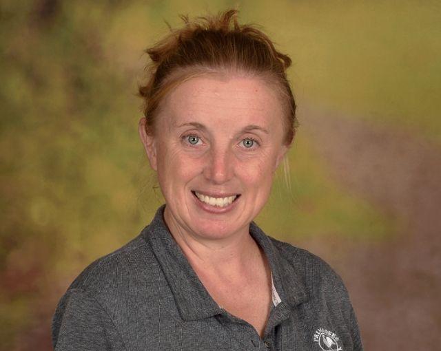 Ms. Cargill , Young Infant Lead Teacher