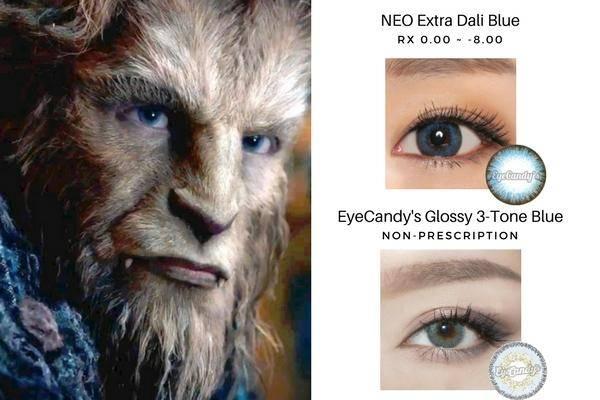 Beast's Blue Eyes