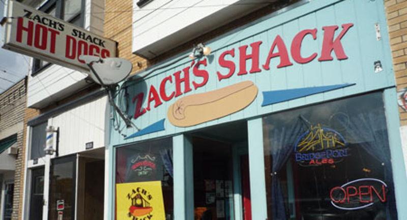 Zach's Shack 16th Anniversary Party