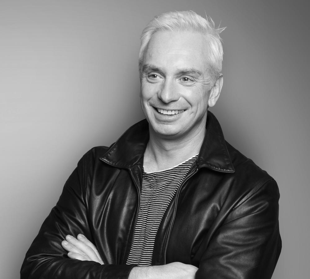 Jonathan Ford, Pearlfisher  Founding Creative Partner & CEO   London