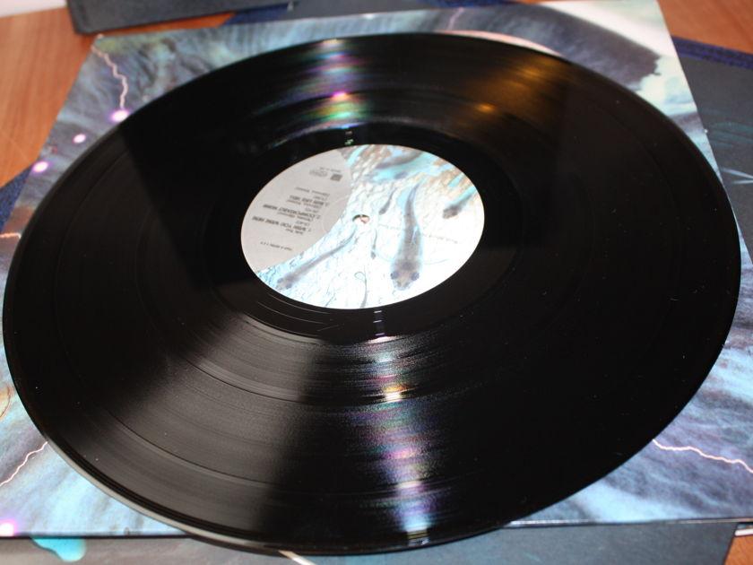 "PINK FLOYD - ""PULSE"" Limited 4 Lp Box Set Ex.+"