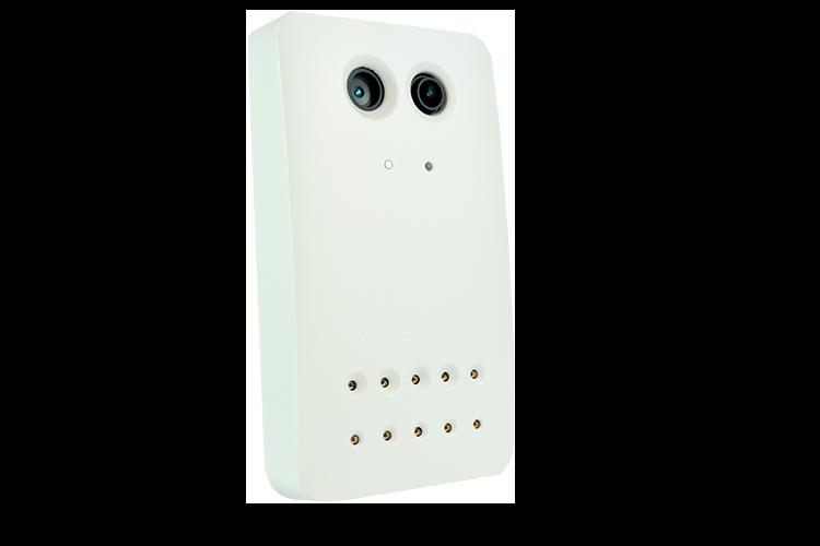 Irisys 4D AI sensor