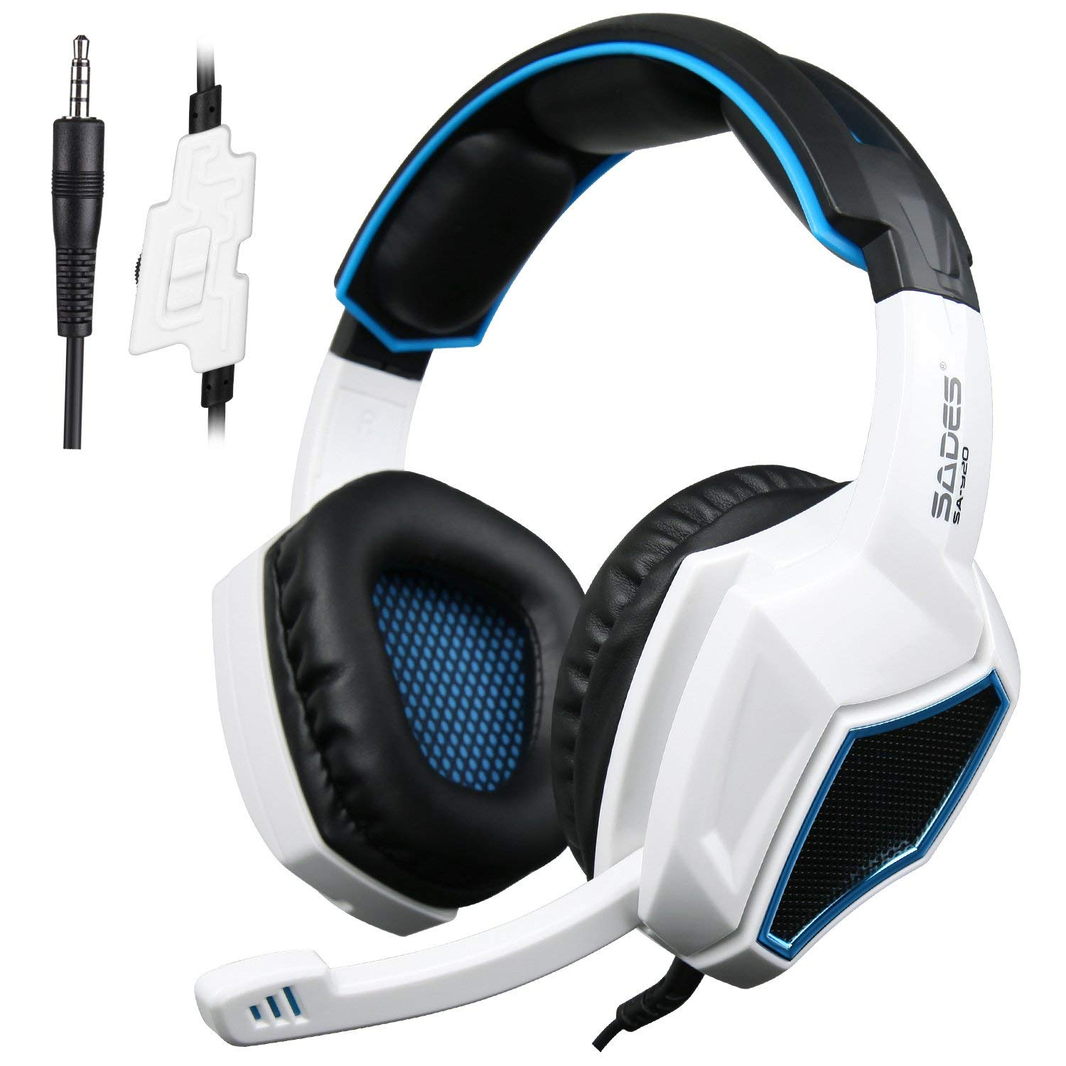 Sades SA 920 - What are the best gaming headsets for under