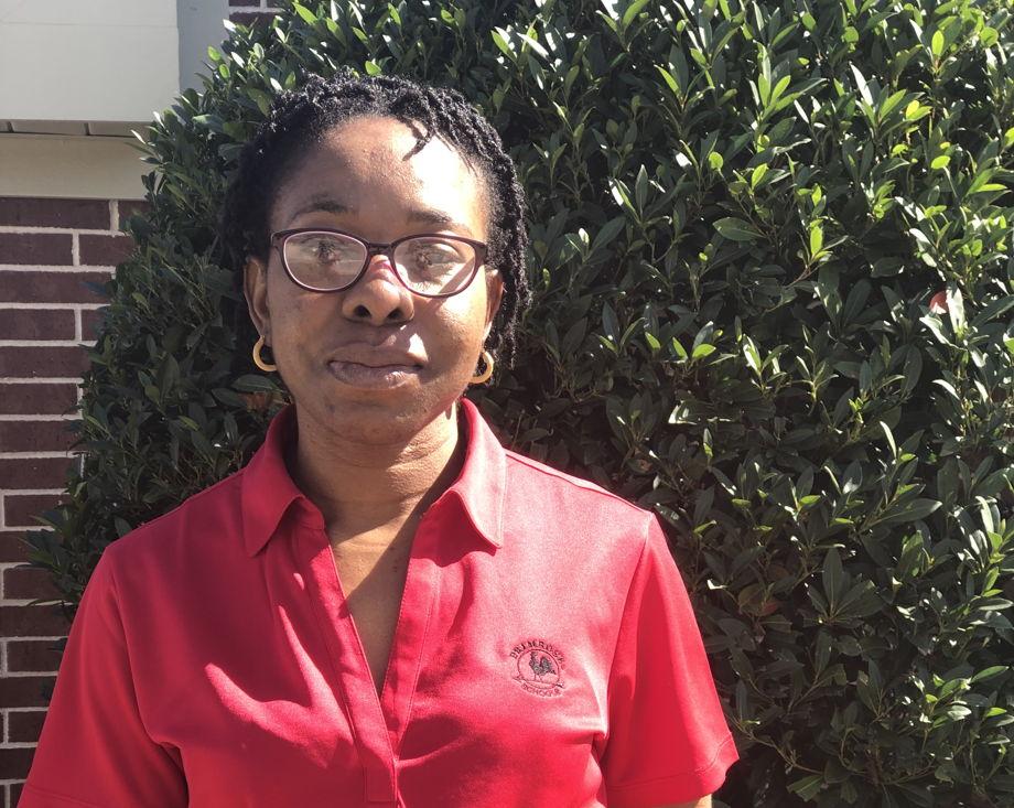 Mrs. Anthonia Ogamba , Preschool Pathways Teacher