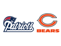 Bear vs. Patriots in CHICAGO