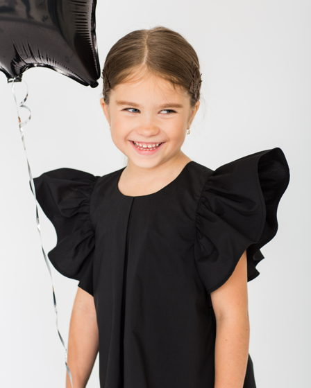 Летнее платье BLACKY