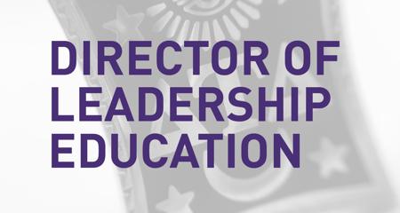 Tiffani Ziemann Appointed Director of Leadership Education