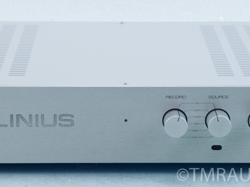 Plinius 9100 SE Integrated Amplifier (limited edition) (9641)