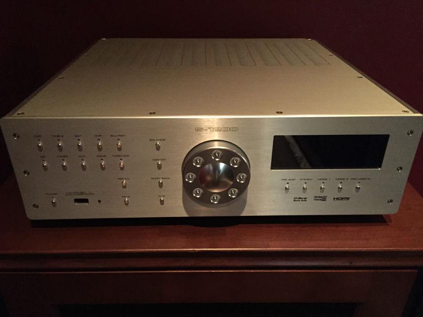 Krell S-1200U Silver Pre/pro