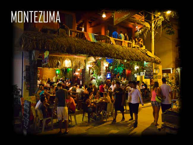 The best season in MONTEZUMA !!-Montañita