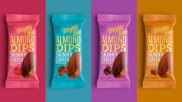 Mighty Fine Almond Dips