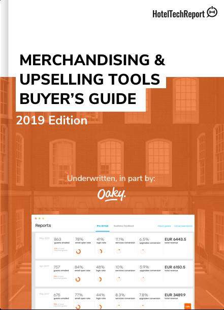 Merchandising & Upsell Software Buyer's Guide