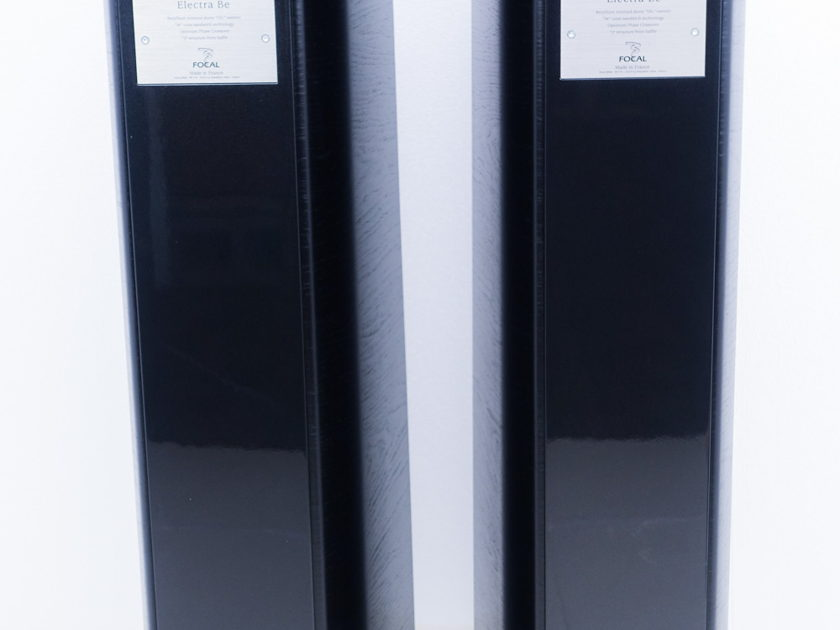 Focal  Electra 1038 BE 2 Speakers;  Mint Pair(9561 )