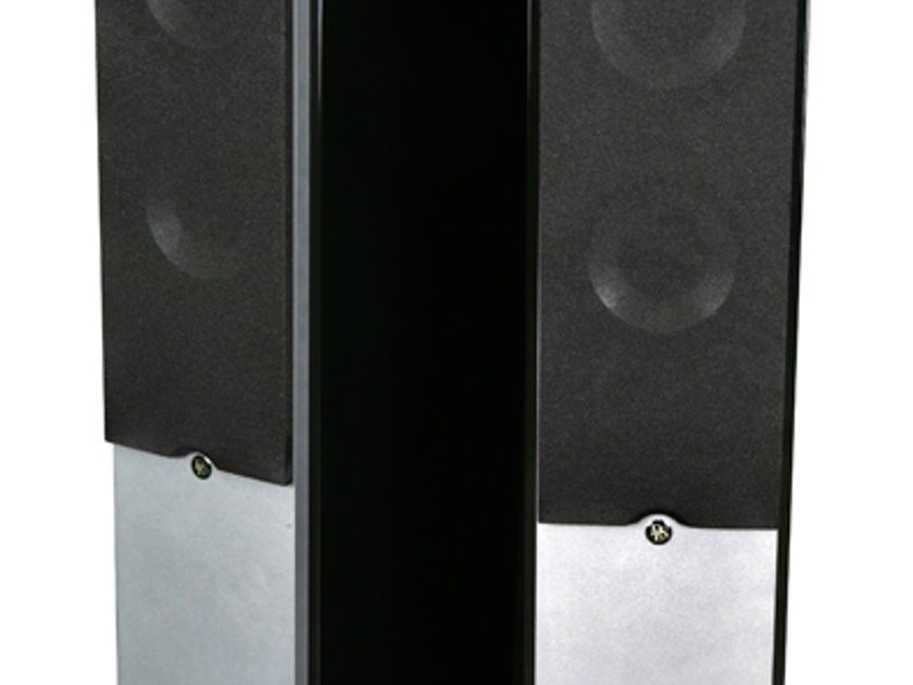 DLS M-66 Loudspeaker from Denmark (Black Piano)