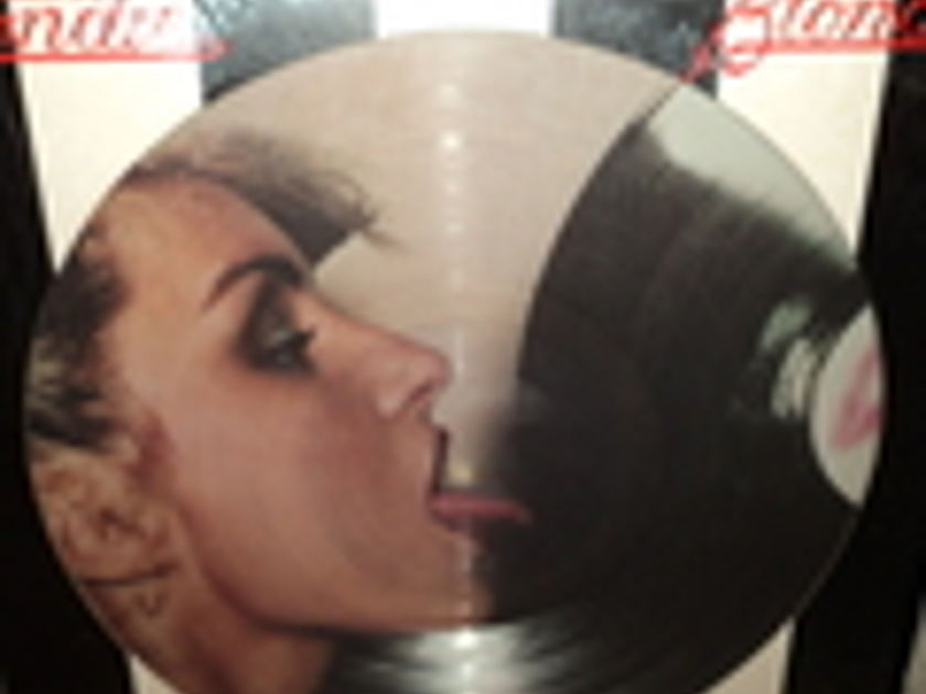 Blondie (Picture Disc) Rare - Parallel Lines rare pressing Open Shrink Mint