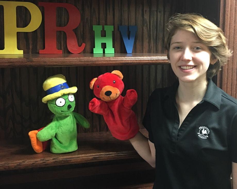 Ashlyn Thomas , Lead Toddler Teacher