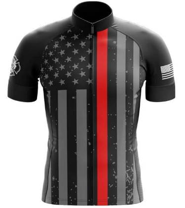 the thin red line cycling bike jerseys bicyclebooth