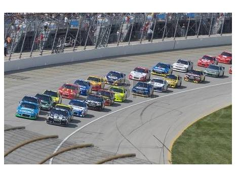 Four (4) Tickets and Pit Passes to any one Monster Energy NASCAR Cup Series Race of your choosing.