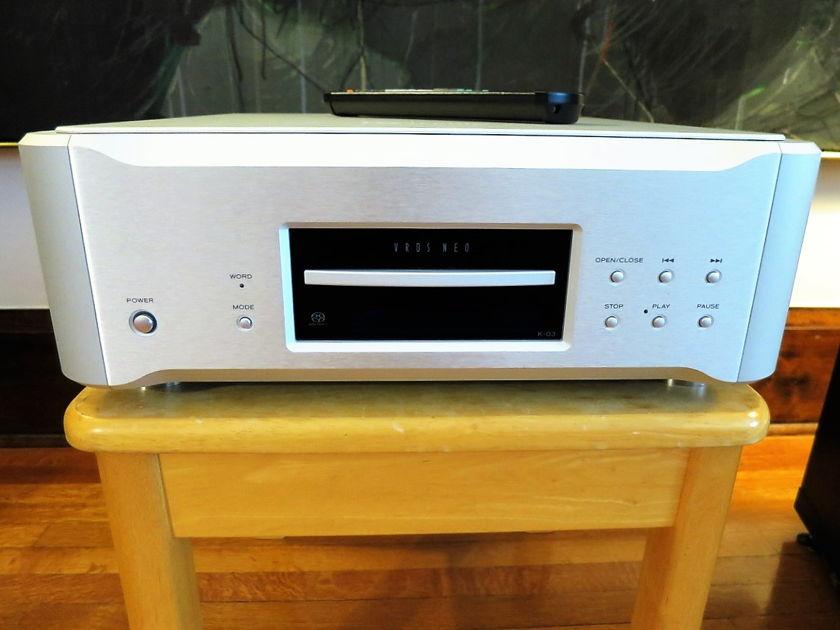 Esoteric K-03 SACD/CD Player-- New Price