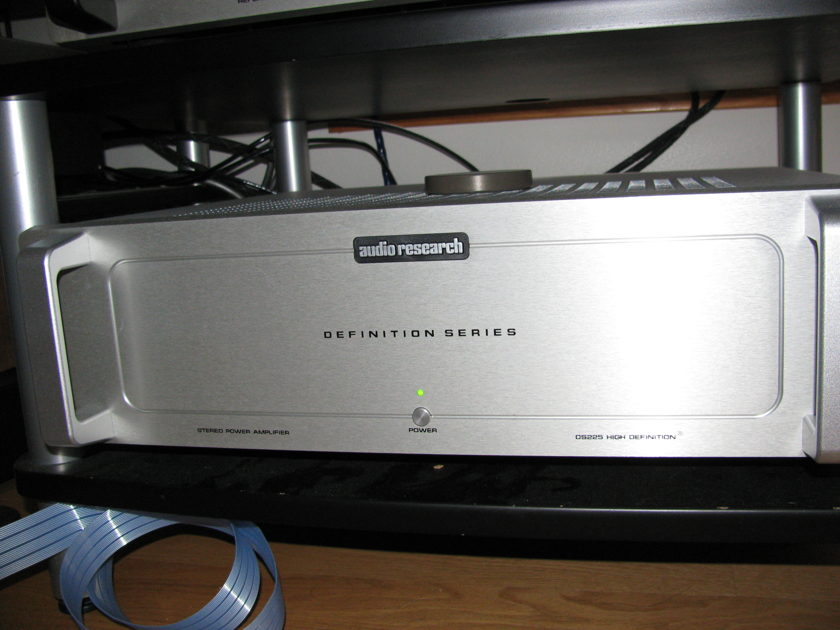 Audio Research DS225 Power Amp