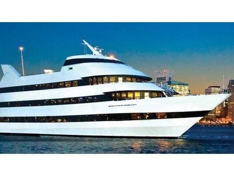 Dinner Cruise for 2 on the Spirit of Boston