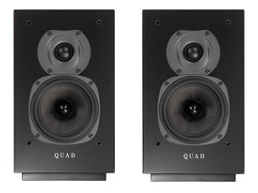 Quad 12L2 Gloss Black