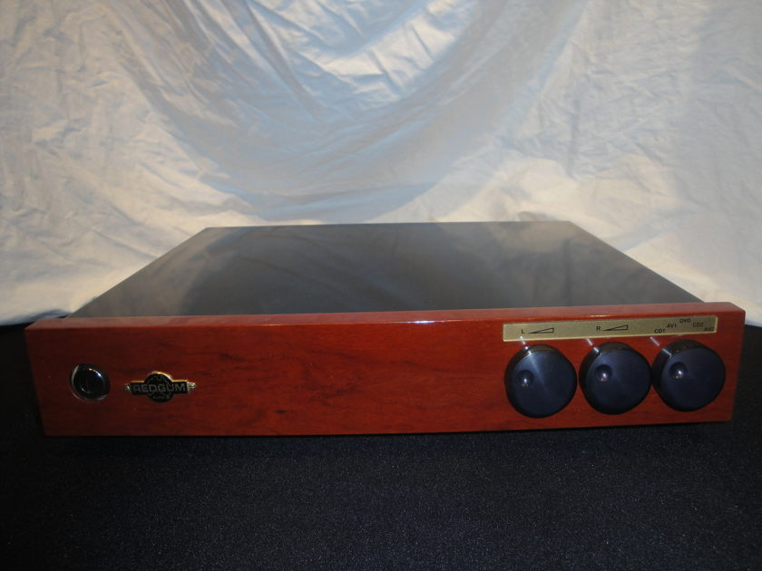 Redgum Audio RGi60 ENR Integrated Amp