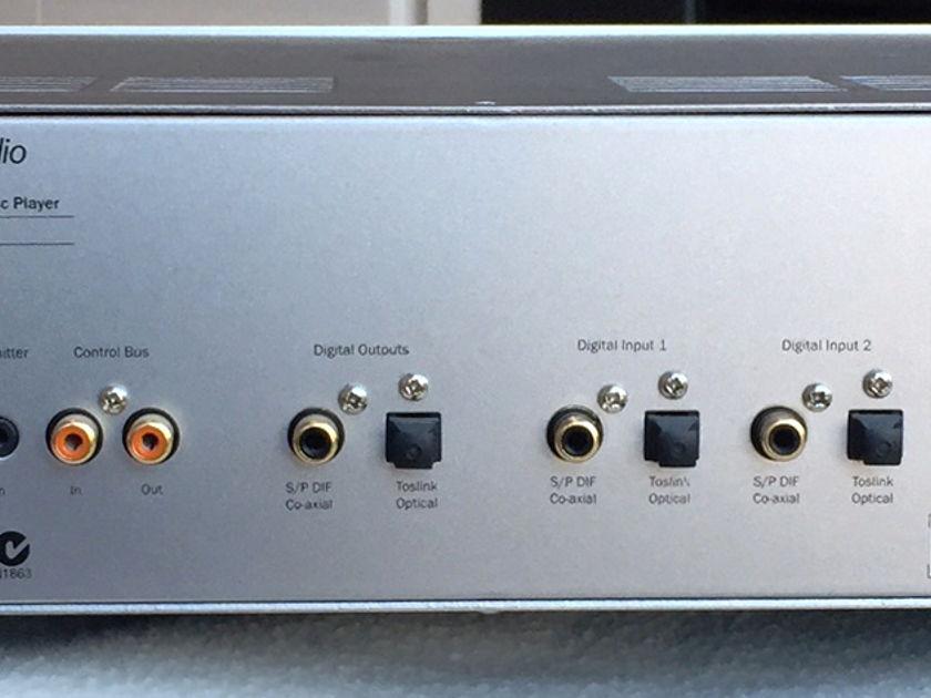 Cambridge Audio Azur 840c CD player and DAC