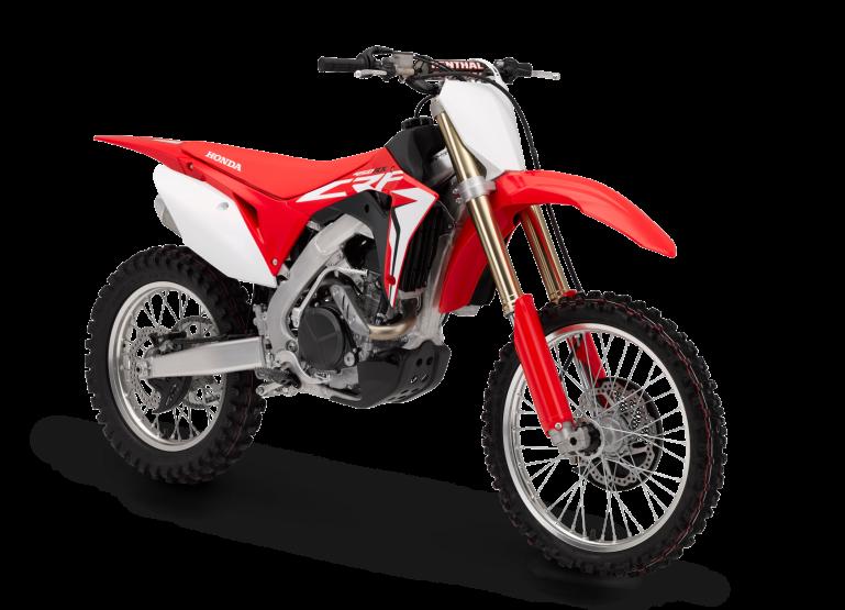 2017 HONDA MOTORCYCLES CRF450RX