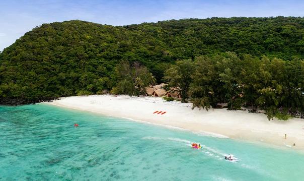 Остров Корал 2 дня