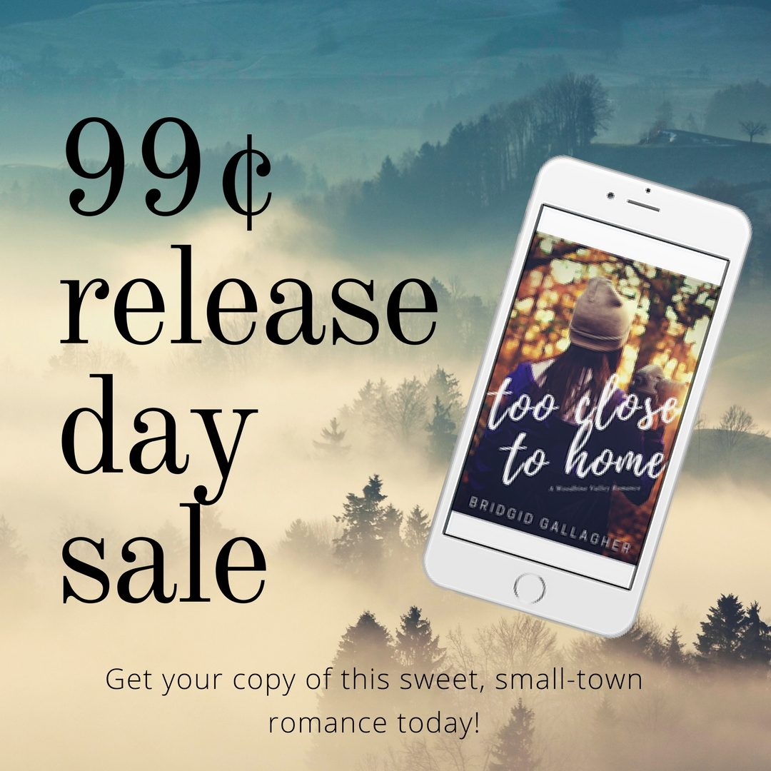 Too Close To Home release day sale >>>