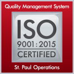 Picture of ISO Certification Logo