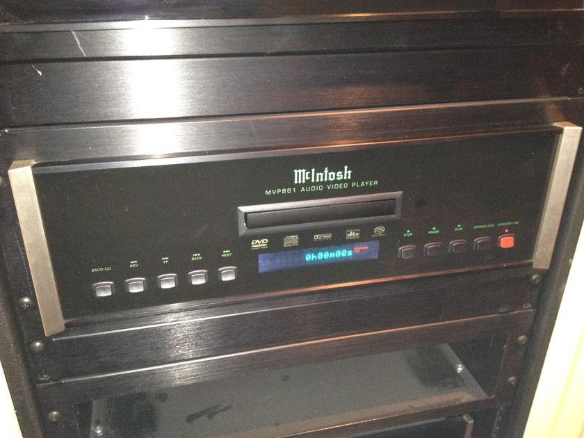 Mcintosh   MVP-861   DVD player