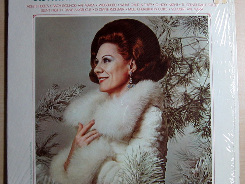 Renata Tebaldi -  Christmas Festival  London Records UK OS.26241