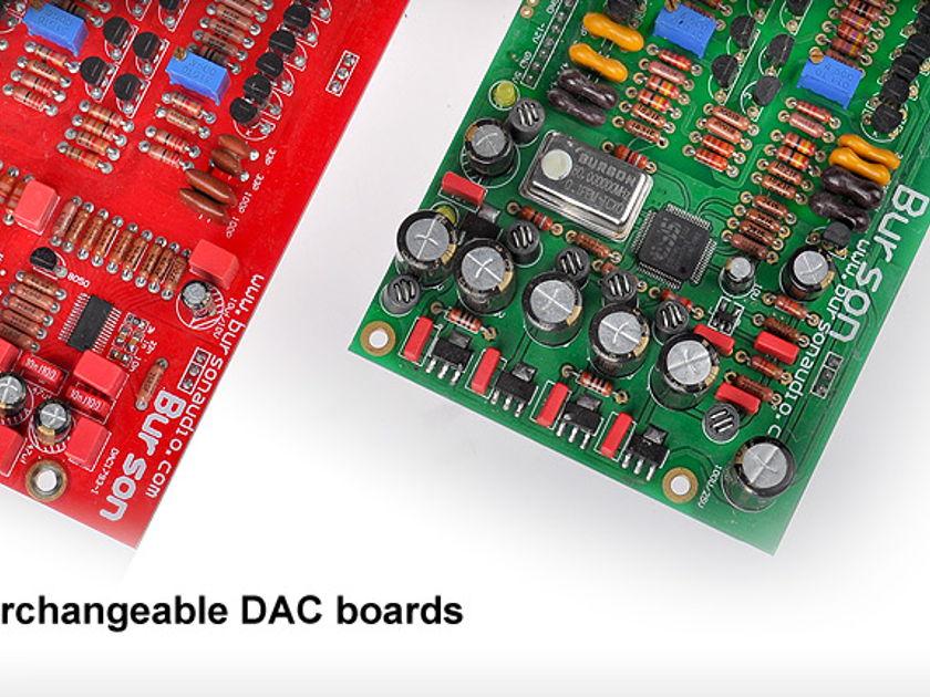 Burson -- Sabre DAC Board  for Conductor Virtuoso -- One New Board Left! -- (Discounted 55% at JaguarAudioDesign.com!)